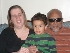 """""""Our Eyes Don't Work: Blind Parents of a Sighted Child"""" by Kristen Witucki"""