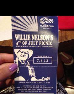willie nelson july 4th austin tx