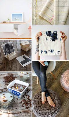 Poppytalk: 10 Beautiful DIYs for Your Home