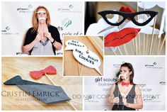 Cristin Emrick Photography: DIY Photo booth props
