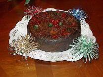 The Jamaican Culture: The Jamaican Culture - Jamaican Christmas Cake