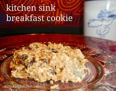 Kitchen Sink Breakfast Cookie