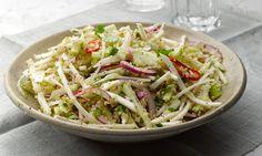 Apple and celeriac salad, via The Guardian/Ottolenghi