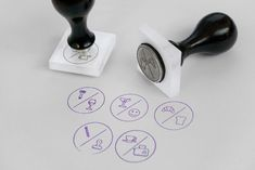 the collection stamps