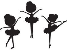 craft, svg, ballerina applique, bailarina, silhouette ballerina