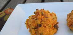 Thanksgiving Side Dish: Bacon and Chive Sweet Potato Biscuits