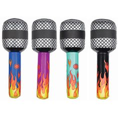 microphone party favors