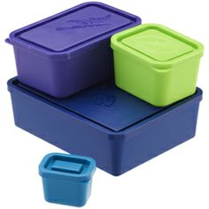 The Container Store > Bento Buddies $15 for 4 containers in set