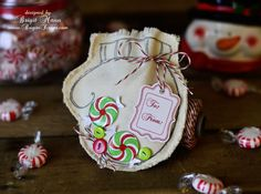 mitten gift, gift wrap, craft, gift cards, gift card holders