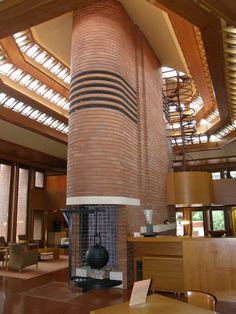 Frank Lloyd Wright - Johnson Wax