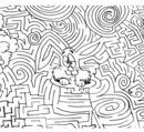 World's Largest Hand-Drawn Maze Needs Some Solvers!