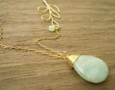 branch necklac, long stone, necklaces, stones, branches