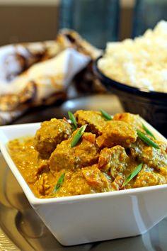 Indian Chicken Korma...