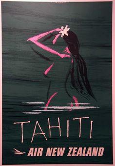 Air New Zealand - Tahiti