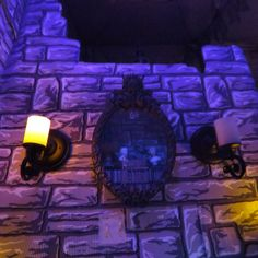 Haunted Mansion HH Ghost Mirror