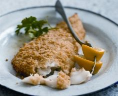 Seared Cod with Herbs