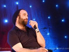 Rory McCann - Throne Con 2013. Just a couple of weeks. I hope I get to see him!