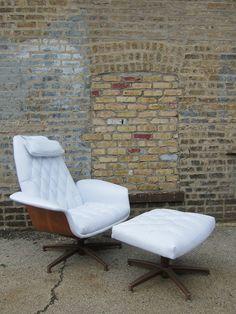 plycraft vintage chair