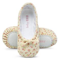 baby bloch ballet shoes