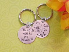 I NEED THIS Love Quote Keychain -- Boyfriend/ Girlfriend -- Engagement -- Long Distance Relationships -- Just Because