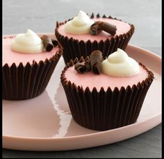 Jell-O-Up Your Valentine's Day with Chocolate Raspberry Mousse Cups from Hello Jell-O! by Victoria Belanger