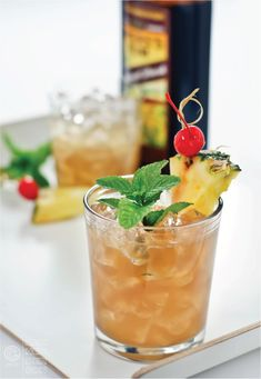hello, summer, may i fix you a drink? . . . how about a mai tai? • today's nest