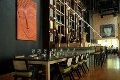 #Osaka Restaurant W Hotel Santiago Chile