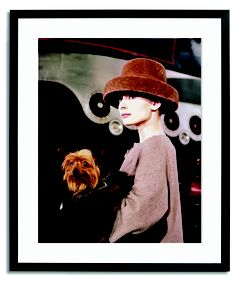 Print of Audrey Hepburn by Sonic Editions X The Impossible Cool, $189