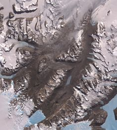 The McMurdo Dry Valleys of Antarctica are the driest places on Earth - http://en.wikipedia.org/wiki/McMurdo_Dry_Valleys and http://www.universetoday.com/15031/driest-place-on-earth/
