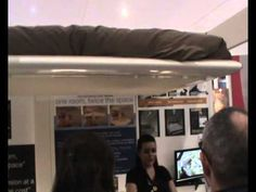 Spacedormer - Ceiling Bed from Space Saving Beds Ltd