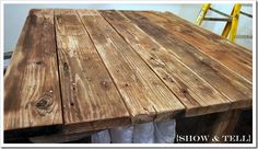 weather wood, distressing wood, aging wood, wood tables, old wood, distress wood, weathered wood, barns, barn wood