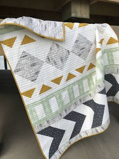 Tribal Song – Lo & Behold Stitchery