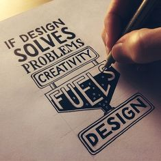 """If design solves pr"