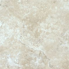 Style Selections�12-in x 12-in Chalk Marble Finish Vinyl Tile