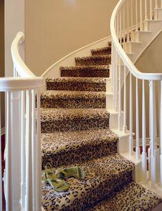 Dallas Blog | Material Girls | Dallas Interior Design » Stair Runners 101