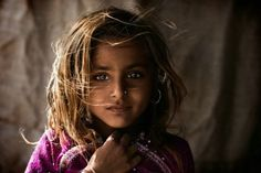 beautiful Indian girl. *To find out how to sponsor a disadvantaged child's education in India, please go to: www.heal.co.uk