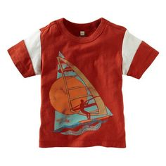perfect summer shirt for my baby boy! i love the bright colors! #TeaSummer