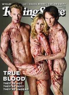 True Blood!! Love this show