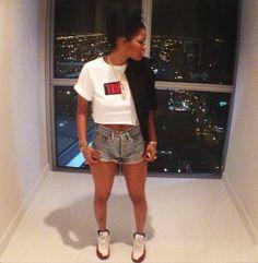 Teyana Taylor so beautiful