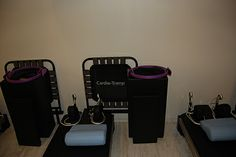 Studio Core Pilates in Chile is stocked with great accessories!