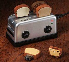 *.*   Toaster USB Hub