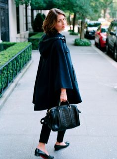 Sofia Coppola in New York.