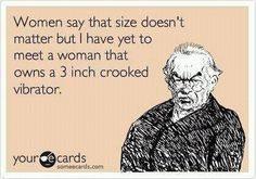 Size does matter LOL