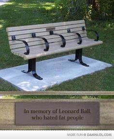 in memory of leonard ball...