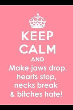 Keep Calm<3