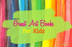 Great-Art-Books-for-Kids List