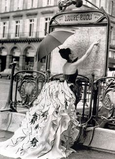 Lost and fabulous in Paris