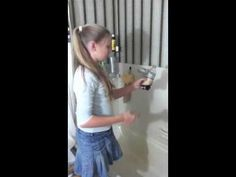 Rebecca's mentos and diet coke experiment