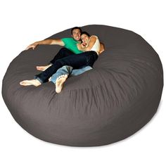 I want this!! Couple cuddler perfect for watching tv infront of the 50 inch!