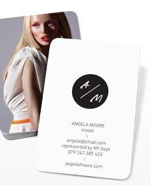 Preview image of Business Card design 'Porthole Portfolio'
